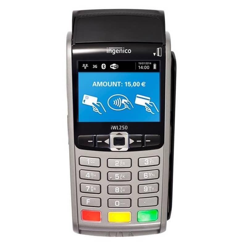 TPE INGENICO iWL250 portable 1