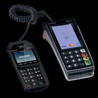 TPE Ingenico Desk 5000 et Pinpad Desk 1500